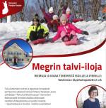 Magrin Talvinen hiihtolmaviikoille